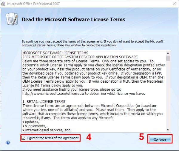 Hướng dẫn cài đặt powerpoint 2007