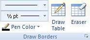 Draw Borders