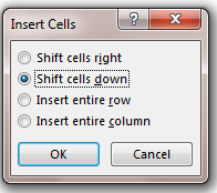 Thao tác với ô (Cell)